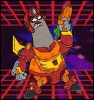 RADA-Mus Prime by mightyfilm