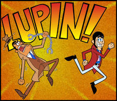 Fairly Odd Lupin by mightyfilm