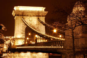Nighttime Bridge 2538402 by StockProject1