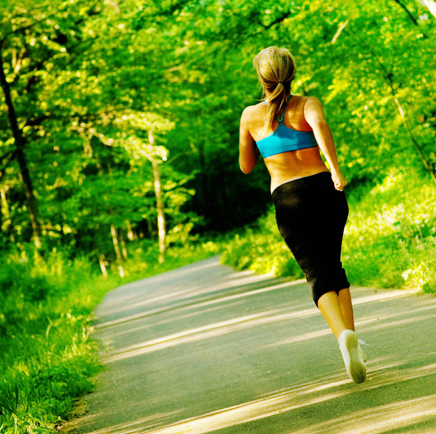 Woman Jogging 14457702 by StockProject1