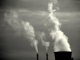 Smoke Stacks 755046 by StockProject1