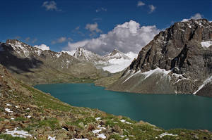 Mountain Lake 4894984 by StockProject1