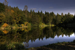 Reflecting Lake 9799290 by StockProject1