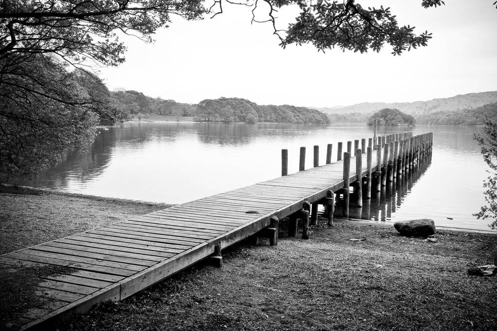 Nowhere Bridge 15739974 by StockProject1