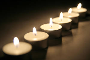 Candle Row 5379995 by StockProject1
