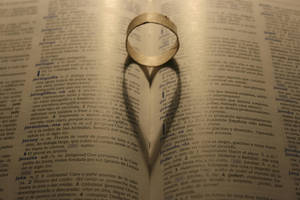Ring Heart 10467549 by StockProject1