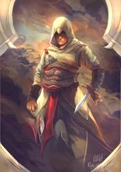 Master Assassin by kou-chann