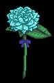 Rose for Xcalibur86 by Lyricanna