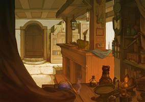 Alchemistry by Mirchaz