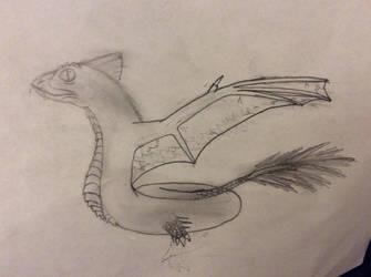 Ark Quetzalquatal by ghaztmaster2