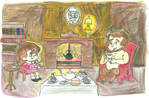 The Lion, The Witch and the Wardrobe - Ch. 2-03 by omcgeachie