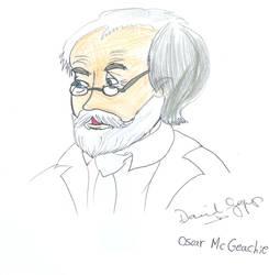 Professor Kirke by omcgeachie