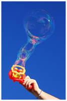 Bubbles by Gravedad