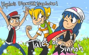 Nuzlocke Diamond: Cover by ky-nim