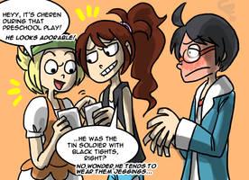 Pokemon: WOOPS by ky-nim