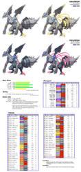 Pkmn: The Original Dragon, VAHIROM by ky-nim