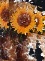 Sun Flower by laughingtube