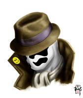 Rorschach by tanggod
