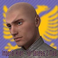Imperial Alien G2M by JeremyVilmur