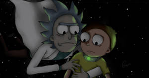 Screenshot ReColor Rick And Morty by Cheezitss