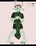 Troll fancharacter Wren by Cheezitss