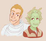 Planet Cool Dudes by Cheezitss
