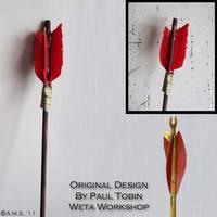 The Arrow by Archer-AMS