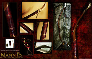 Narnia: Susan's Bow by Archer-AMS