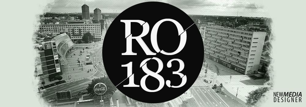 ro183's Profile Picture