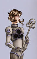 Jacqueline of Clubs by hwilki65