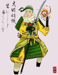 Agasha Kenshin by IvanChristian