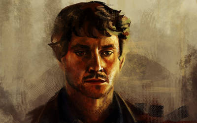 first glimpse of will [hannibal] by ponylov