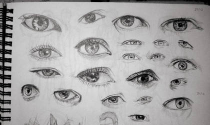 Eyes eyes eyes eyes eyes eyes eyes eyes by ponylov