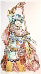 Restoration Lord, Ephraim by Aimaru2000