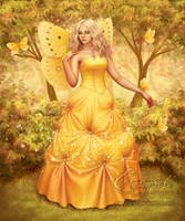 The Color of Sunshine by Enamorte