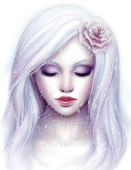 Softly Falling by Enamorte