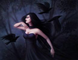 Rush of Wings by Enamorte