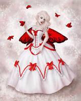 Cherry Red by Enamorte