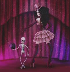 Lady Margot by Enamorte