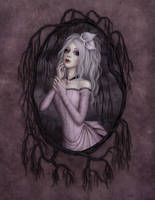 Weeping Willow by Enamorte