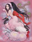 Kuan Yin by Enamorte