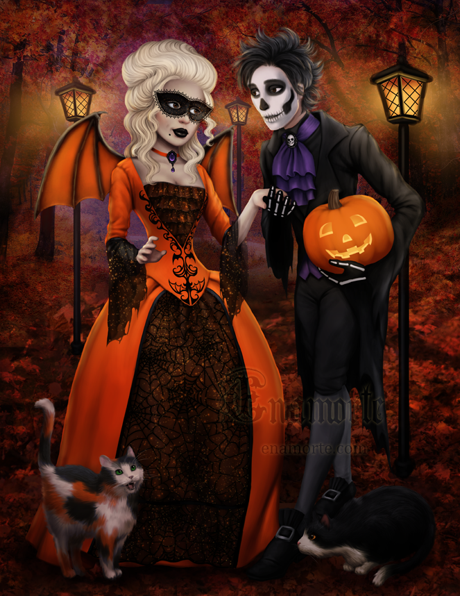 Halloween 2018 by Enamorte