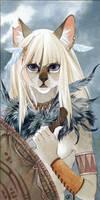 Yuzochi Card by Neko-Art