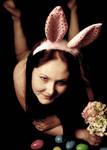 Easter Bunny by druideye