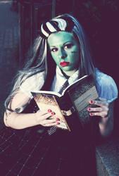 Frankie Stein 2 by druideye