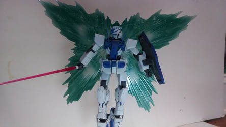 Shining armor MLP GUNDAM pose 5 GN PARTICAL stuff by ShinMushaGundam