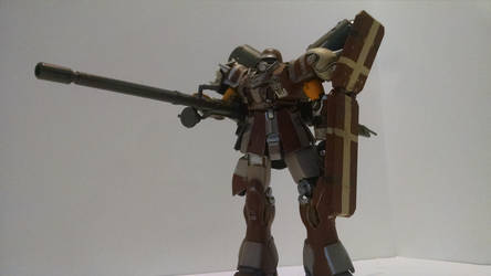 Griffon kingdom Heavy trooper  AMS-129 GEARA ZULU by ShinMushaGundam