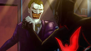 Batman vs Joker by DeAeRO