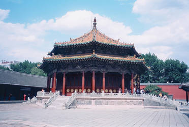 Shenyang Forbidden City 4 by howhowforever