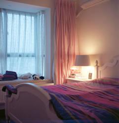 Bedroom by howhowforever